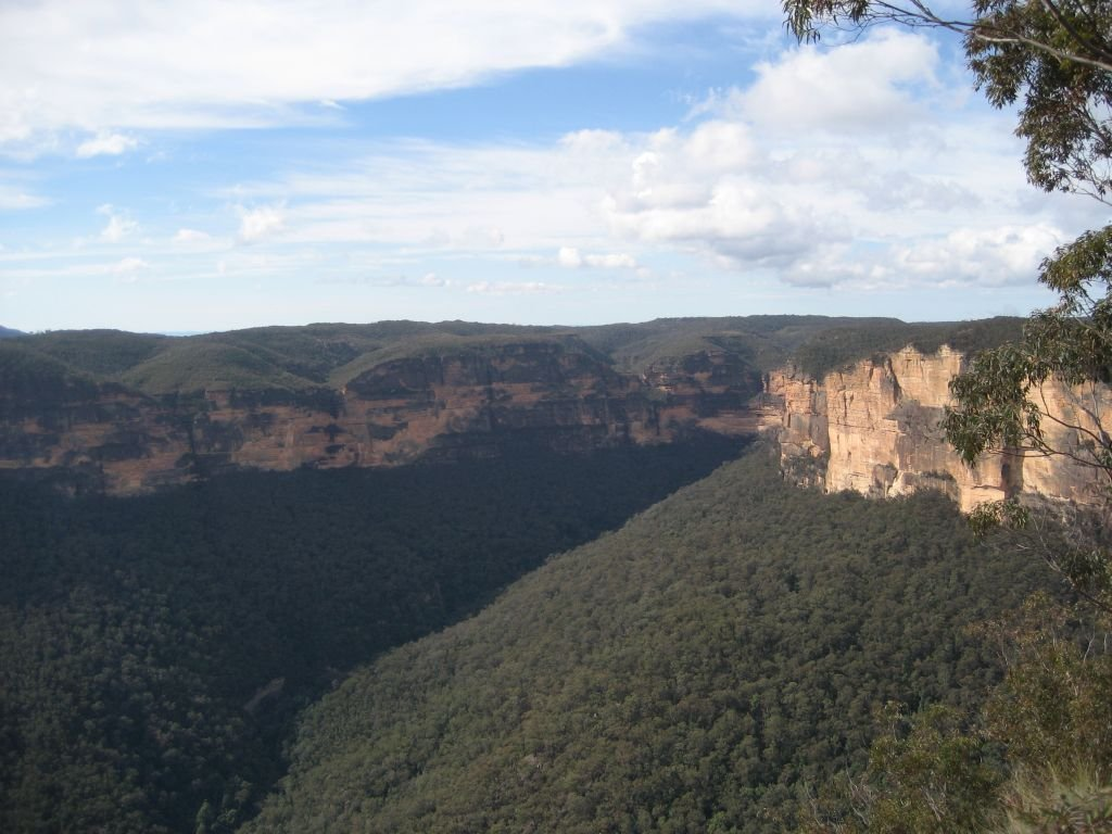 Australia-Blue Mountains (2) - 1024 x 768