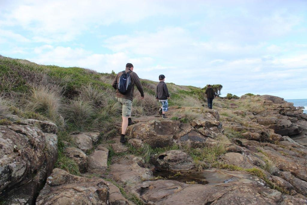 Australia-Great Ocean Walk