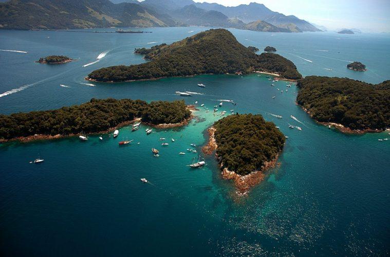 Brazil Lagoa-Azul-Ilha-Grande