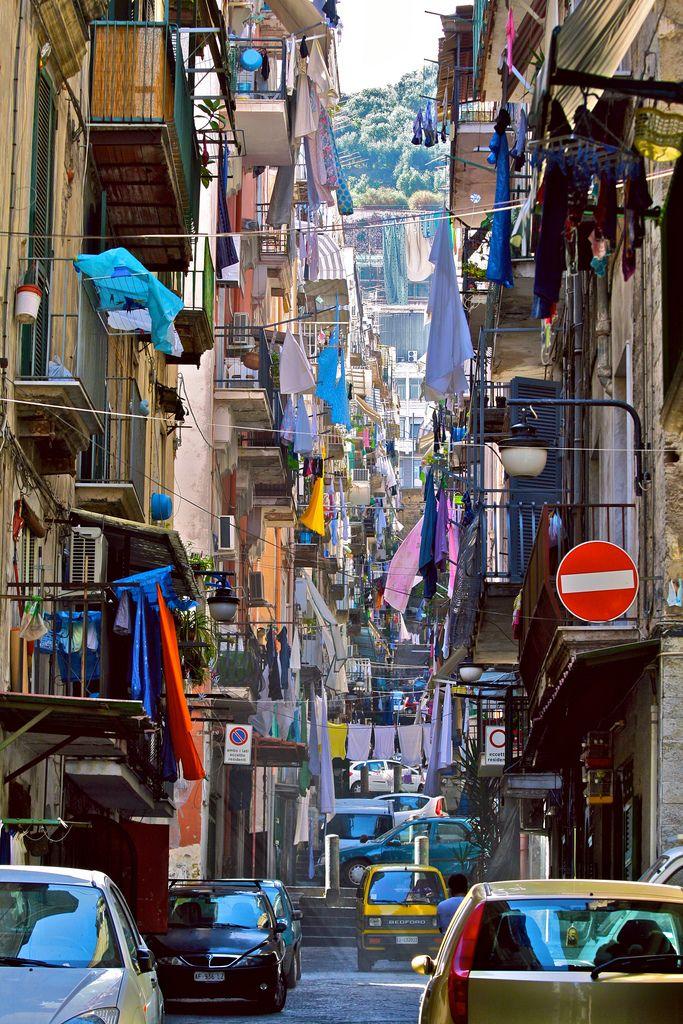 Naples Laundry Day