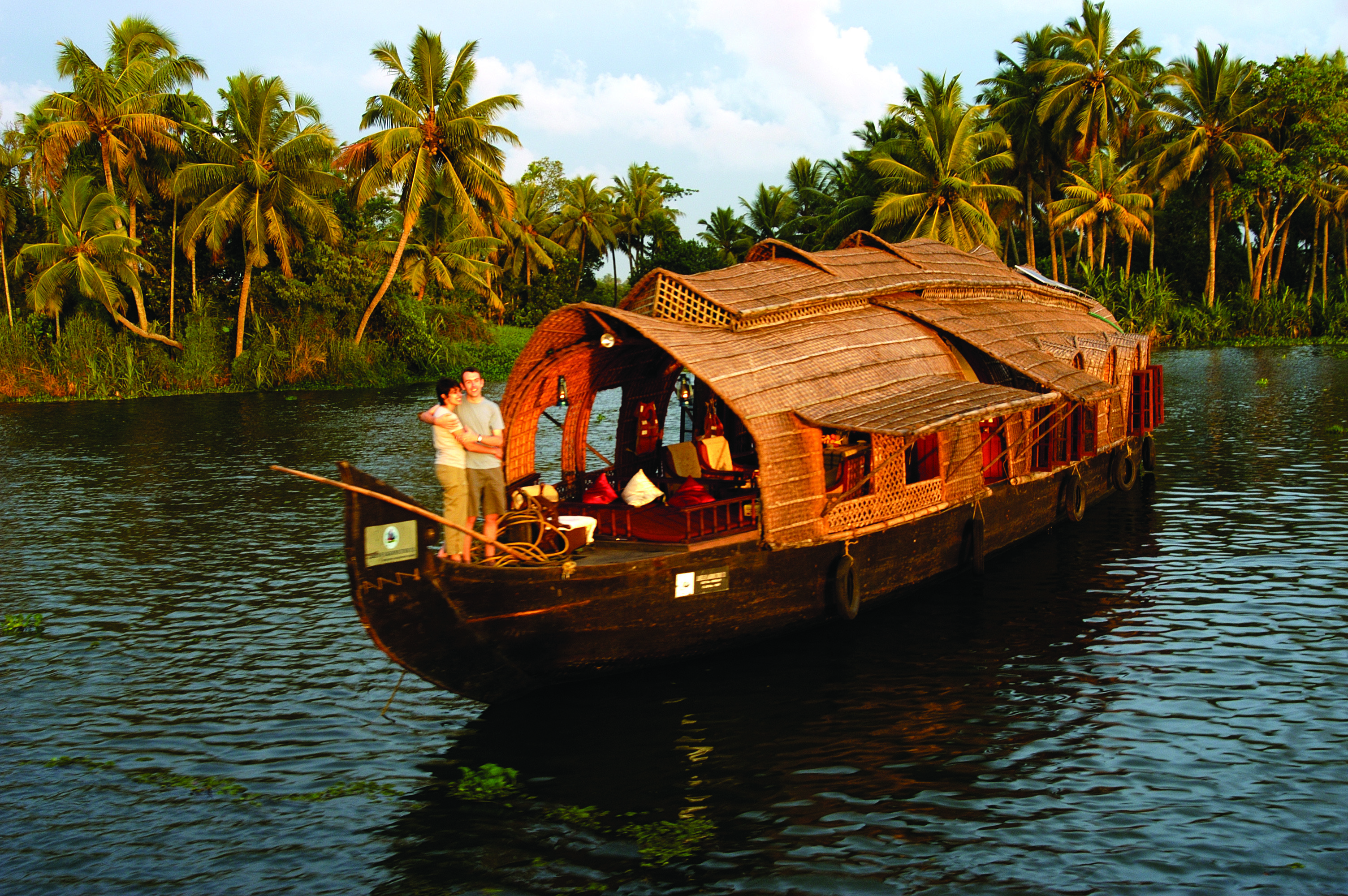 Outdoor House Kerala Backwaters Chai And Inner Peace In God S Own