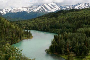 Alaska Kenai_River