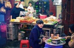 Street Food Vietnam food