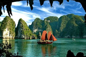 bai-tu-long-bay-cruise, vietnam