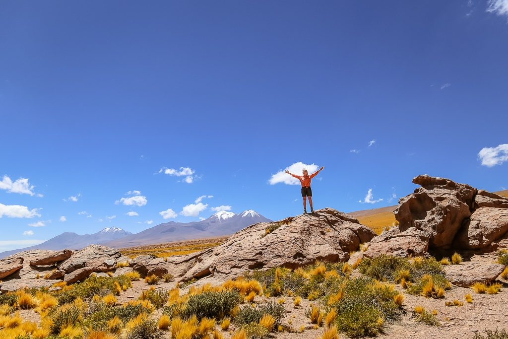 Lori Sorrentino on an epic road trip in Chile