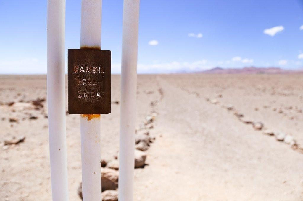chile camino del inca