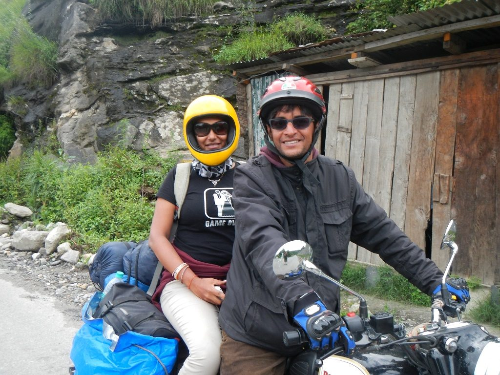 Our bike trip to Spiti was the honeymoon