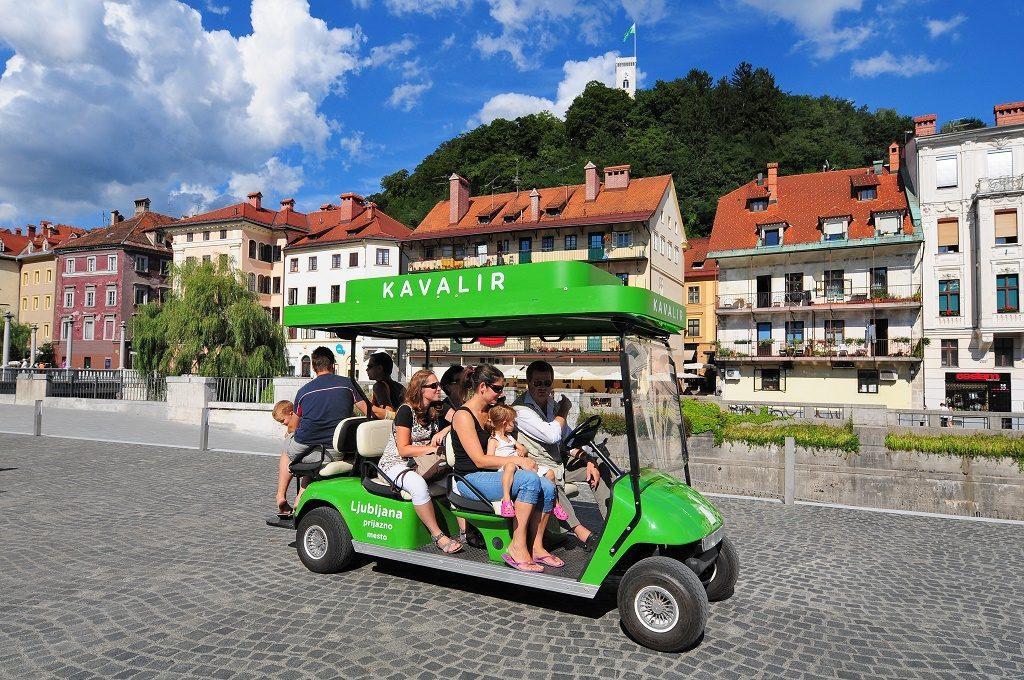 Kavali, Ljubljana, Slovenia - European Green Capital for 2016 Photo: Dunja Wedam