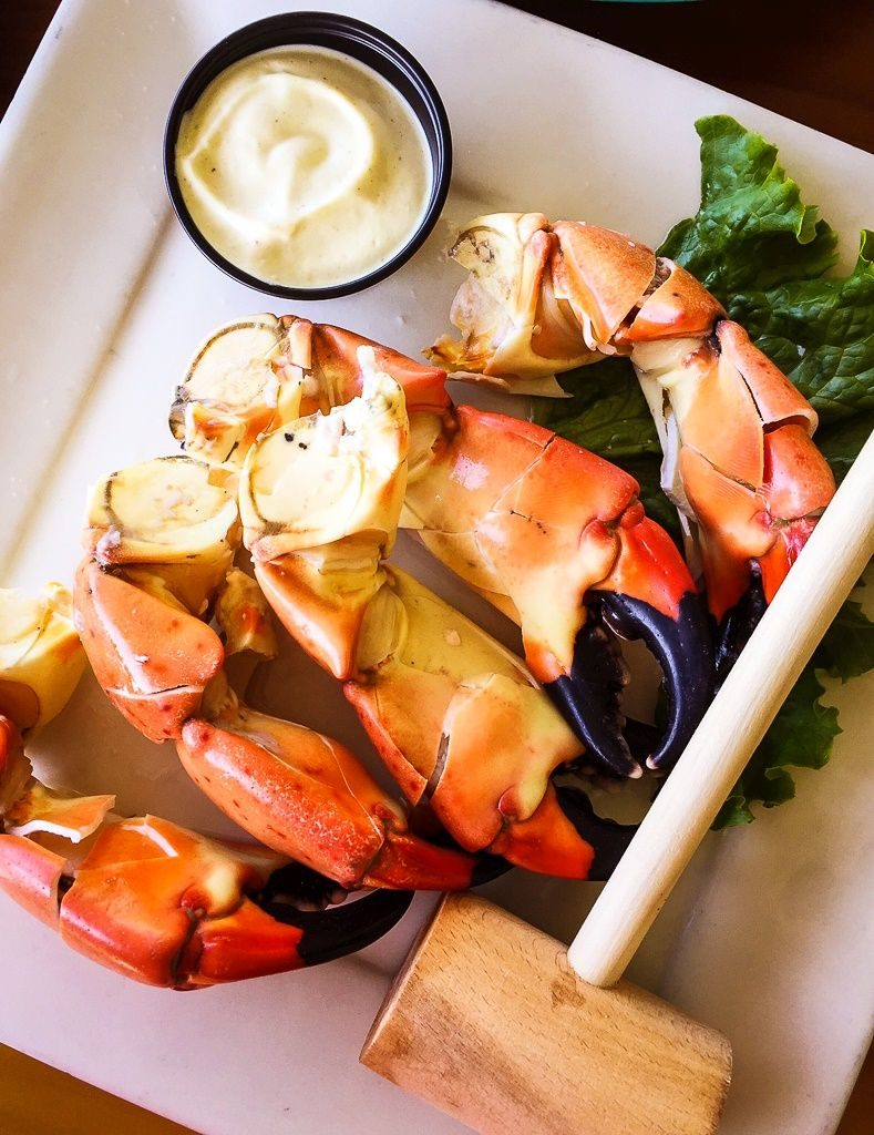 Stone crabs are a quintessential Florida treat
