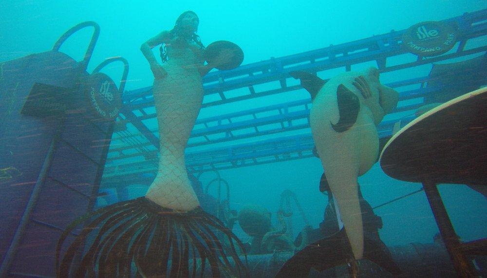 shipwreck lady-luck