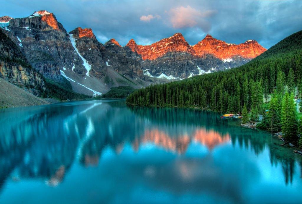 Canada, Moraine Lake.