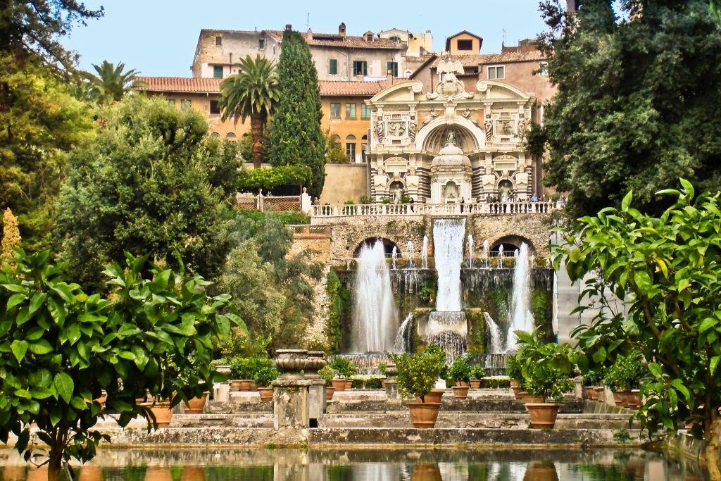 Villa dEste, Tivoli. Photo by-M.Maselli-CC via Flickr