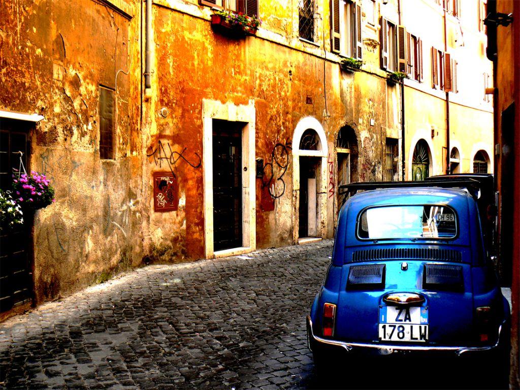 Trastevere in Roma. Photo by mozzercork-CC via Flickr