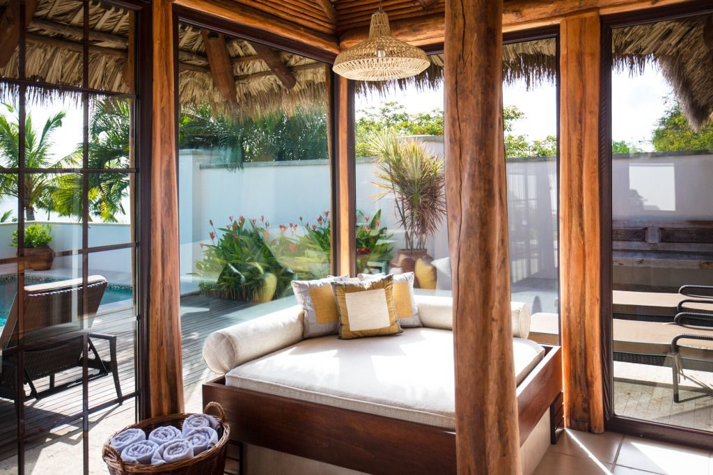 Paradise Beach Nevis 4 Bed villa