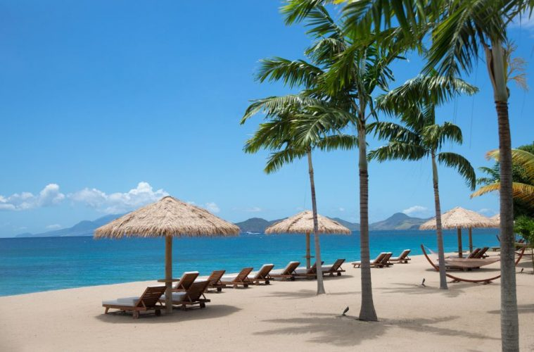 Paradise Beach: Luxury island retreat in Nevis, Queen of the Caribbean