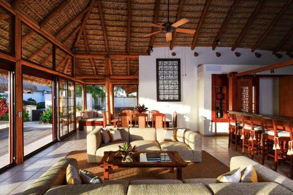 Paradise Beach Nevis 4-bed villa