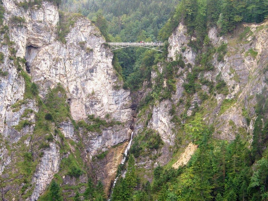 Marienbrücke. Photo: Chadh via Flickr