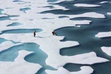 Obama bans drilling in Arctic Ocean