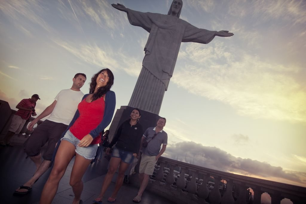 Rio, Brazil. Christ the Redeemer. Photo: G Adventures