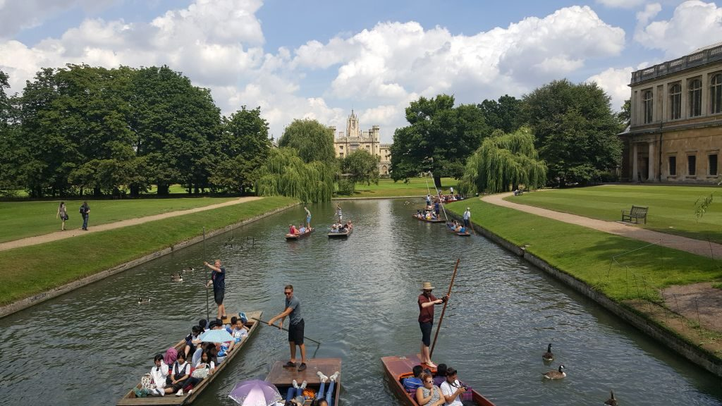 Day Trips from London: cambridge, UK