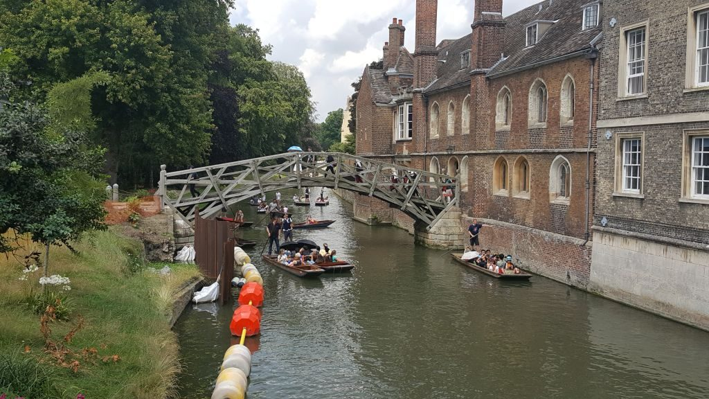 Day Trips from London: Cambridge United Kingdom