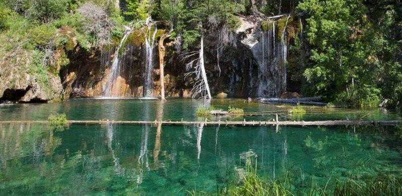 Hanging Lake via Visit Glenwood