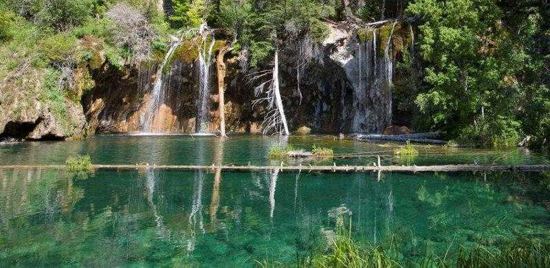 Hanging Lake via Visit Glenwood