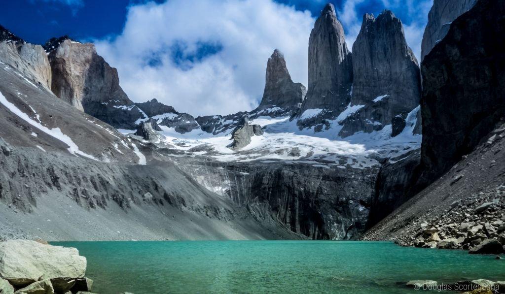 Lake Las Torres Patagonia