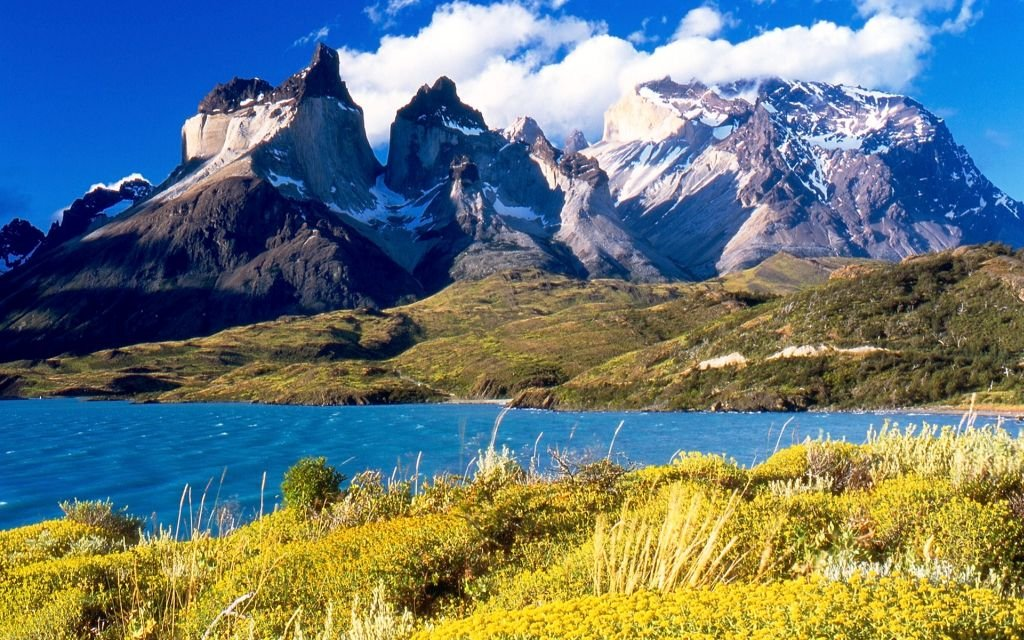 best green travel destinations 2017 Patagonia