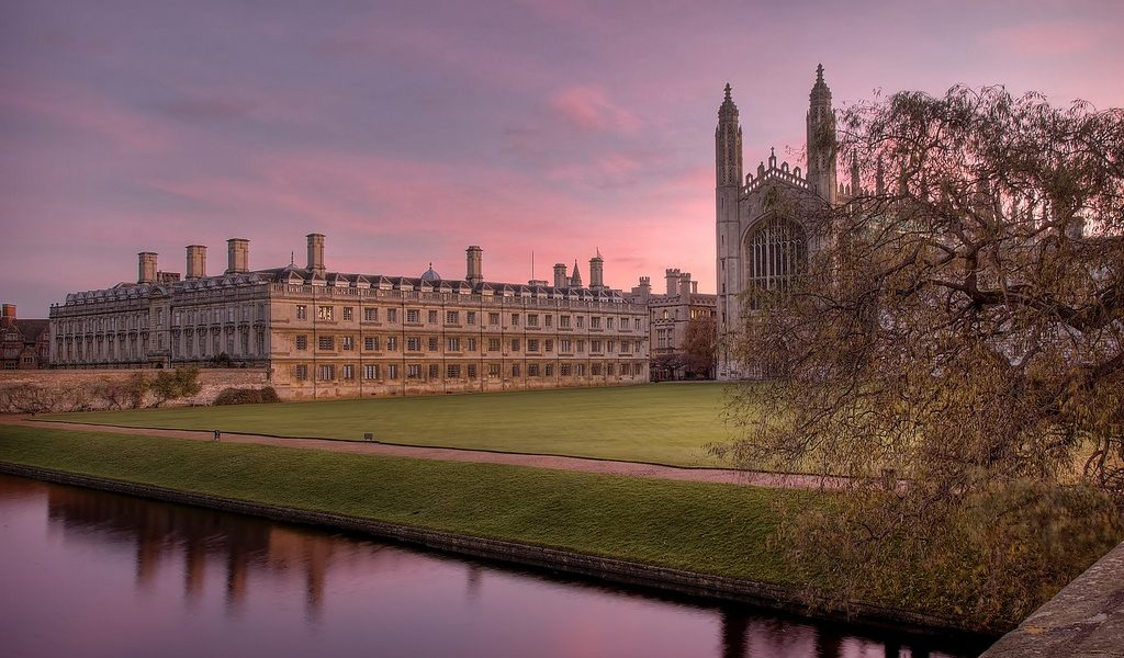 day trips from London: cambridge