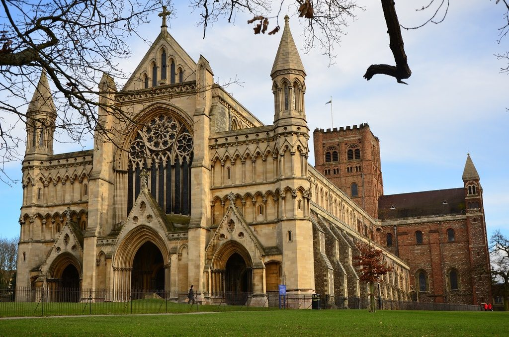 Day trips from London: Cathedral of St Albans