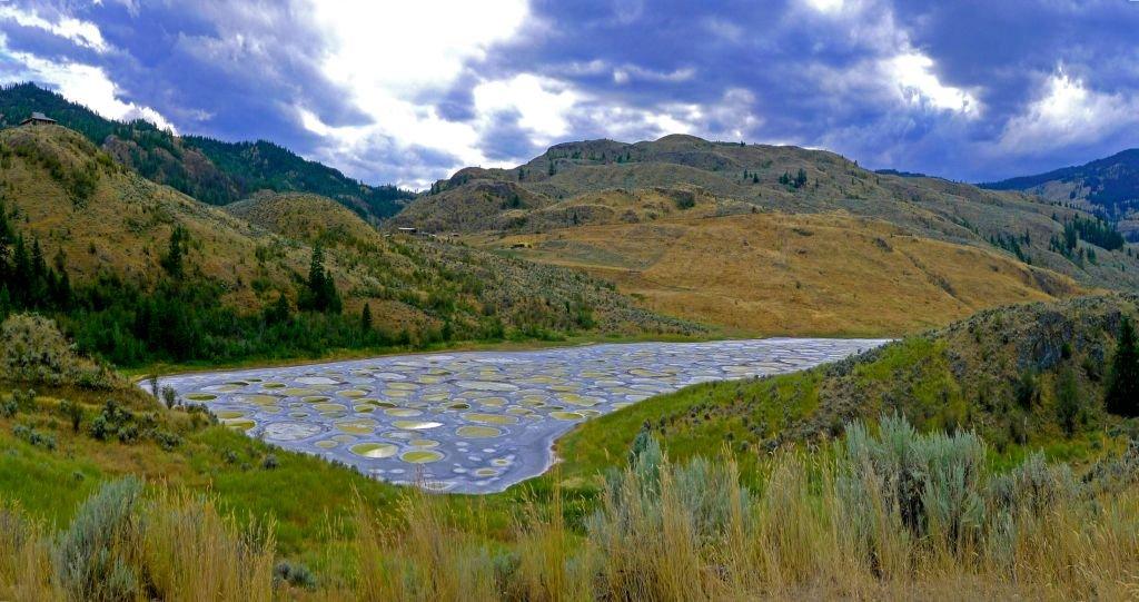 Khiluk -Spotted Lake