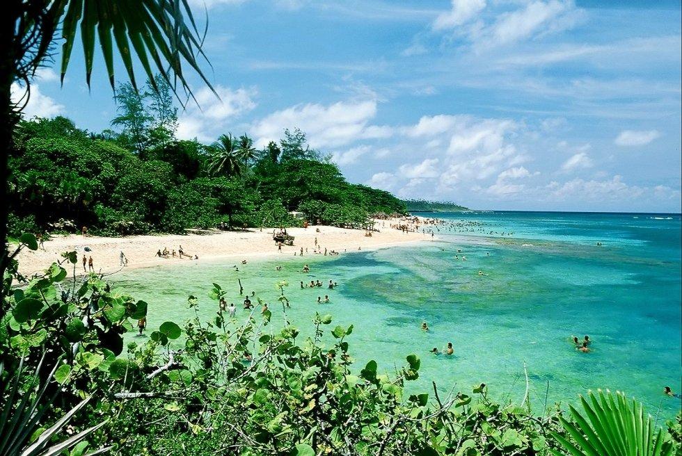 Playa-Baracoa-Cuba