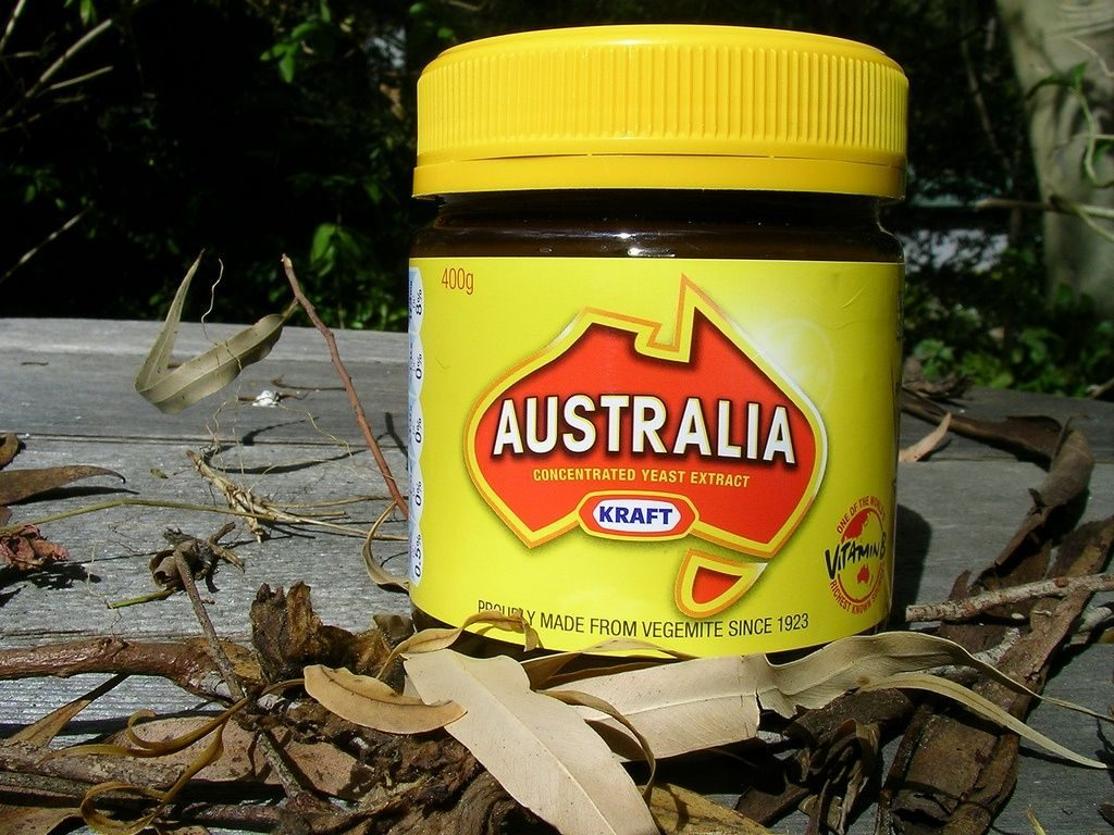 Vegemite! Photo: Vincent Brown via Flickr