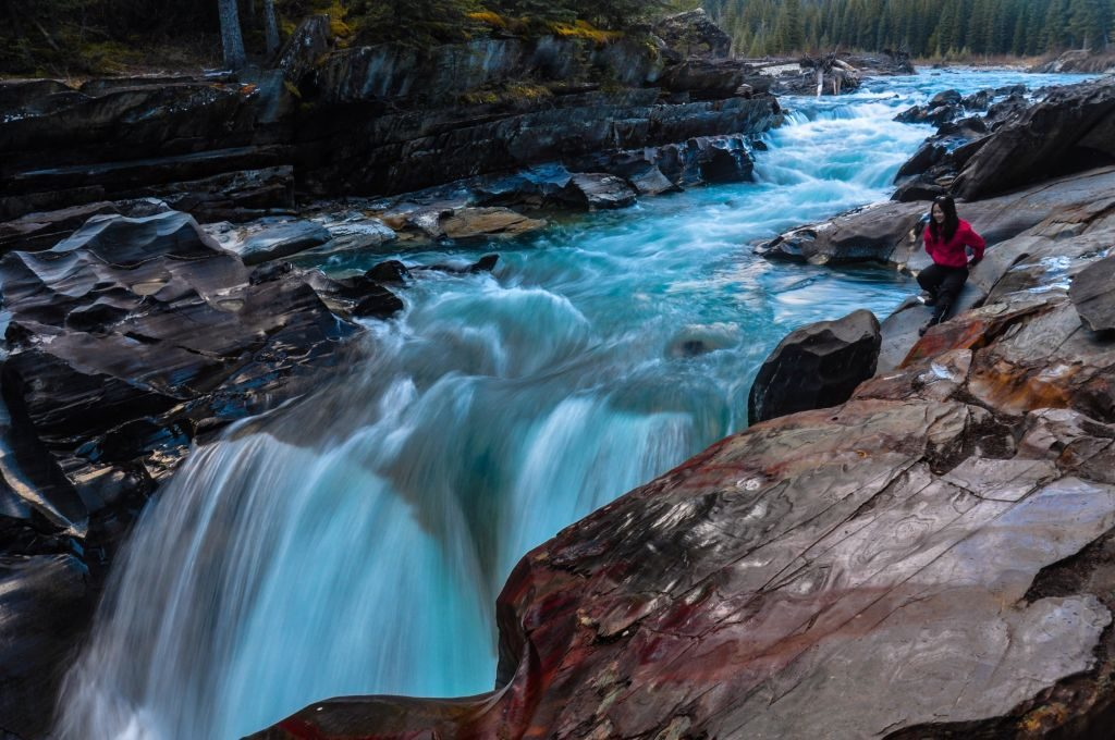 canada Numa Falls