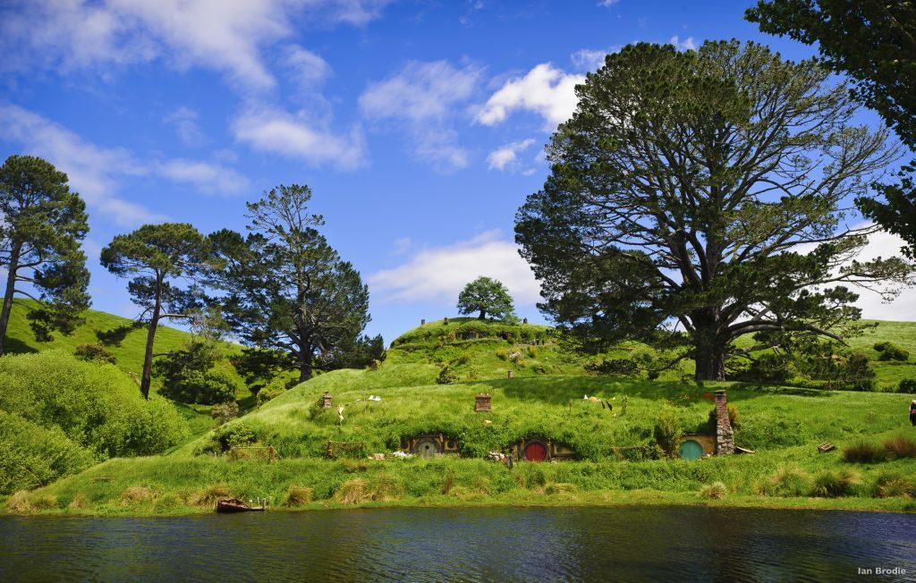 new zealand home of middle-earth Hobbiton Matamata