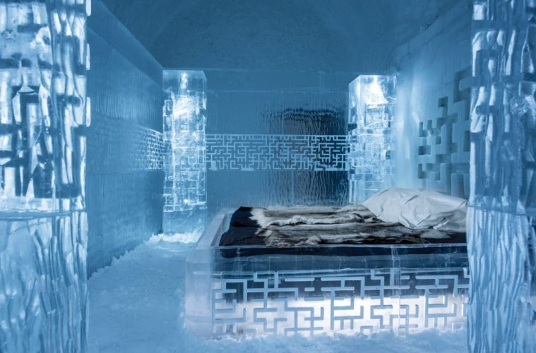 ice hotel 365 don't get lost suite