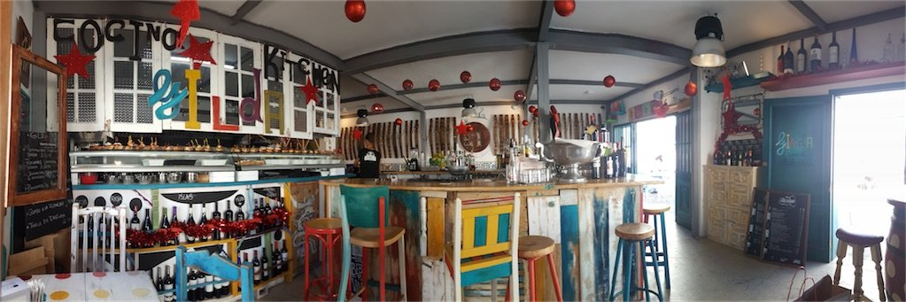 Gilda's Pinchos and Tapas, has some of the best food in Fuerteventura
