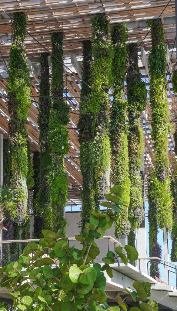 7 Lush Living Walls From Around The World