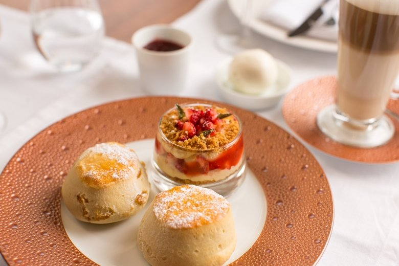 Fruit Scones Recipe: This Michelin-Star Chef Special is Simply Divine