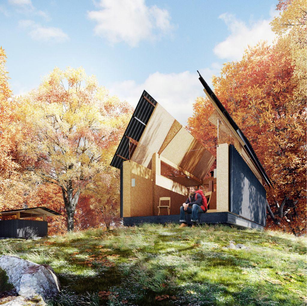 Epic Retreats sky hut
