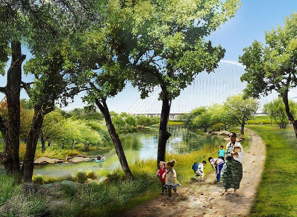 dallas trinity park