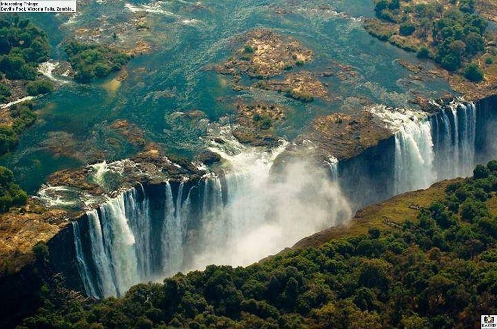 adventure travel devils pool victoria falls zambia