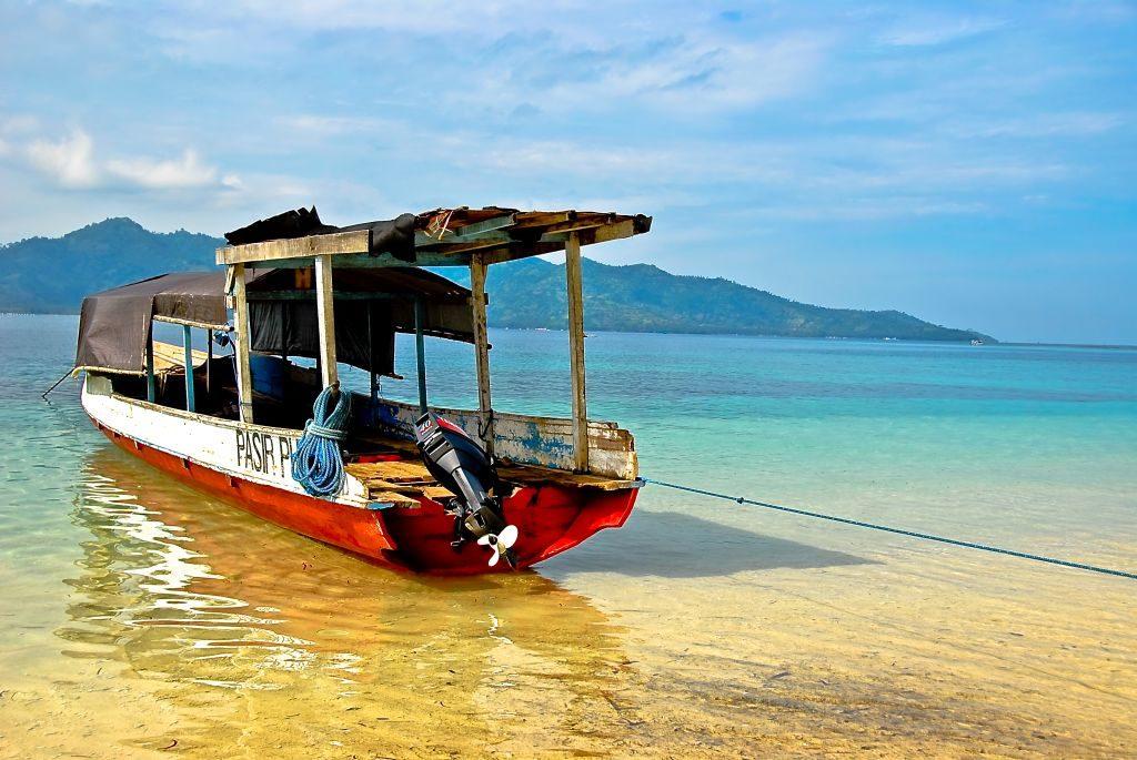 Indonesia gili Meno Lombok