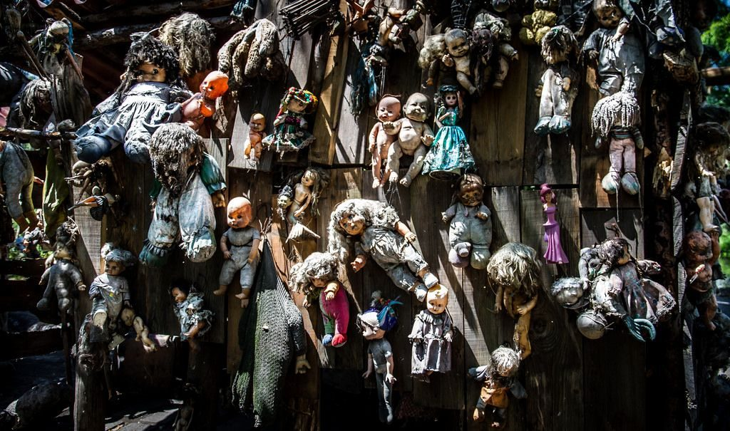 adventure travel mexico island of dolls