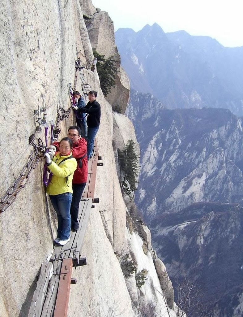 Mt Hua China