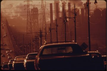 EPA Trump: Smoke from heavy industry. 1973