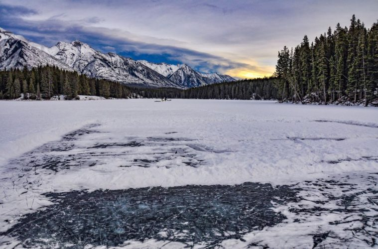 Canada Lake Johnson