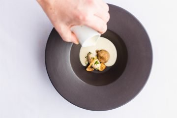 Mushroom & Parmesan Recipe