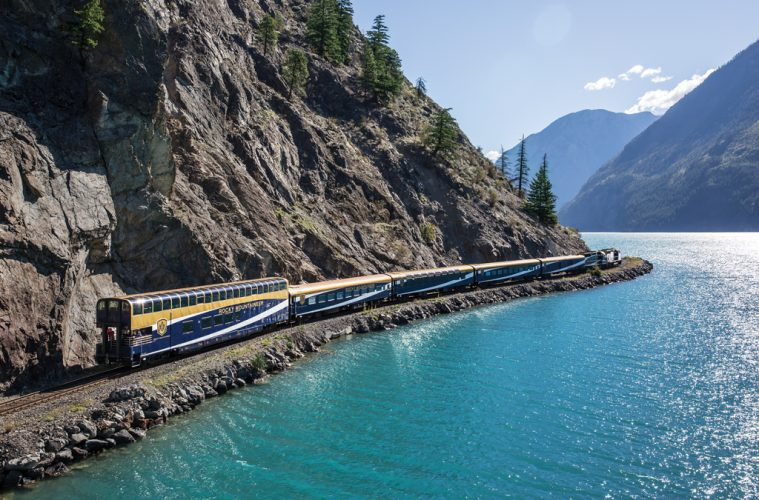 train journeys Rocky Mountaineer Noel Hendrickson